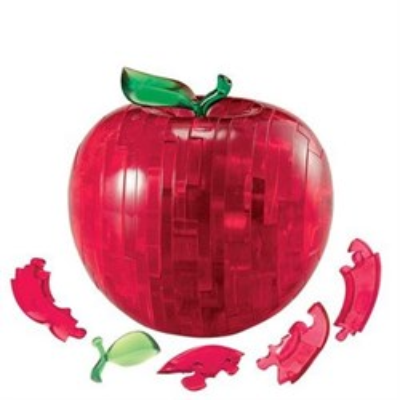 3D головоломка Яблоко - фото 5129