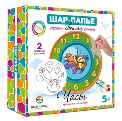 Набор Часы Шар-папье - фото 5538