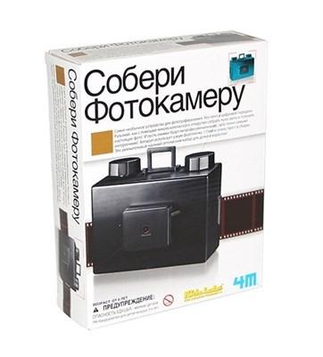 Собери фотокамеру 4М - фото 5653