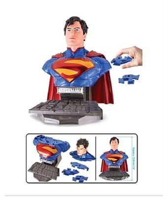 3D пазл Супермен - фото 7629