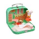 Шьем, клеем и раскрашиваем с творческим набором «Мой уютный домик»!