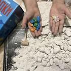 Большой набор для проведения раскопок «Рыбы» — веселье с ребенком!