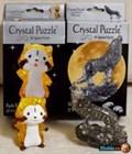 Обзор 3D Crystal Puzzle Енот и Волк от 2fishki.ru