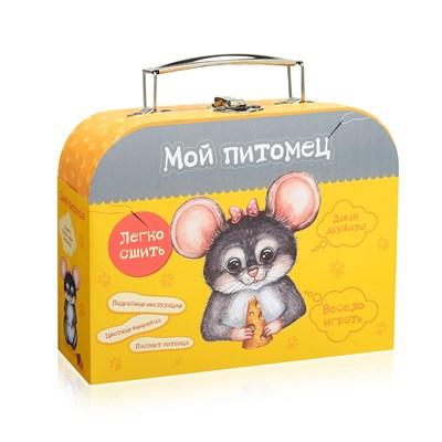 Набор «Сшей игрушку «Мышонок» - фото 10245