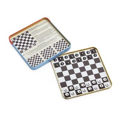 Магнитная игра «Шахматы» - фото 10537