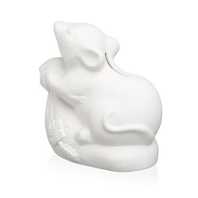 Керамическая копилка-раскраска «Мышка-норушка» - Купить ...