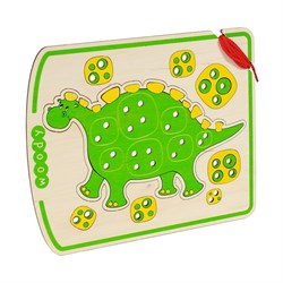 Шнурозаврик 1 - фото 11821