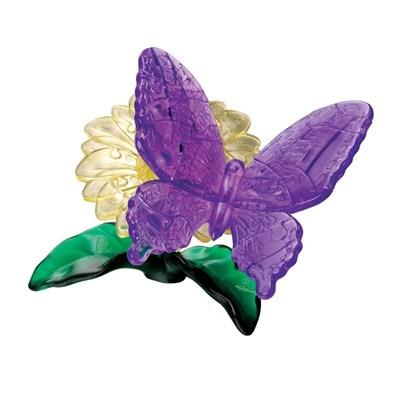 3D головоломка Бабочка - фото 12221