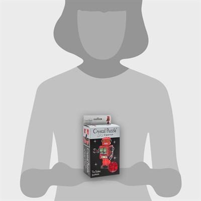 3D головоломка Робот красный - фото 12411