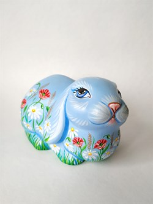 Керамическая фигурка-раскраска Кролик - Купить оптом в ...