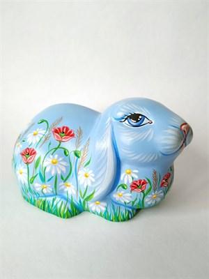 Керамическая фигурка-раскраска Кролик - фото 12770
