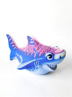 Керамическая фигурка-раскраска Акула - фото 12793