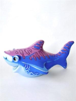 Керамическая фигурка-раскраска Акула - фото 12794