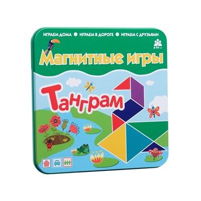 Магнитная игра  Танграм - фото 13140