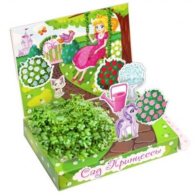 Детский развивающий набор для выращивания Сад принцессы - фото 13378