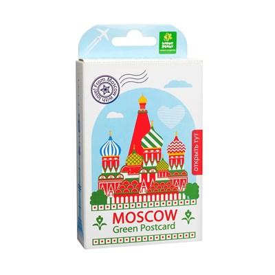 Подарочный набор Живая открытка  Москва №1 - фото 13554