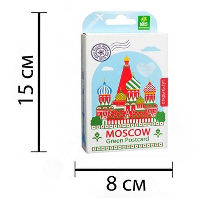 Подарочный набор Живая открытка  Москва №1 - фото 13555