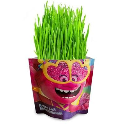 Набор для выращивания «Вырасти меня» Тролли Розочка - фото 13688