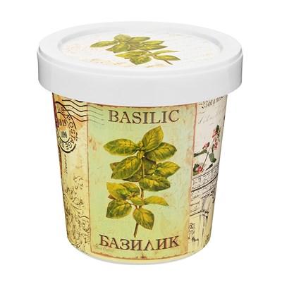 Набор для выращивания Базилик - фото 13925