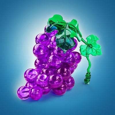 3D Головоломка Виноград - фото 14433