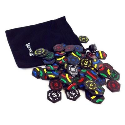 Карманный игровой набор Тантрикс (для 1-6 игроков) - фото 14441
