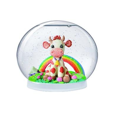 Набор Создай волшебный шар Коровка - фото 14868