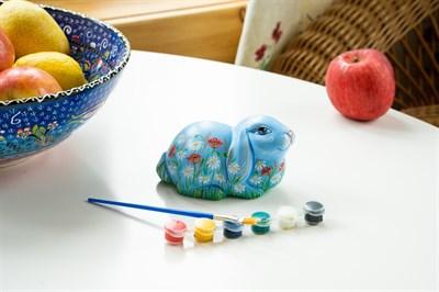 Керамическая фигурка-раскраска Кролик - фото 15062