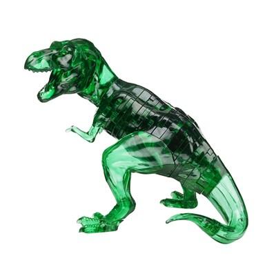 3D головоломка Динозавр зеленый - фото 15072