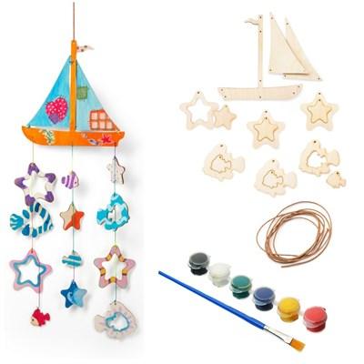 Сделай сам украшение для комнаты Морское путешествие - фото 15192