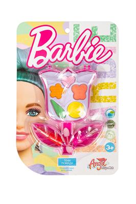Детская декоративная косметика BARBIE. Мини-набор Цветок - фото 15509