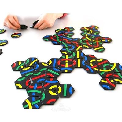 Большой игровой набор Тантрикс (для 1-6 игроков) - фото 15542