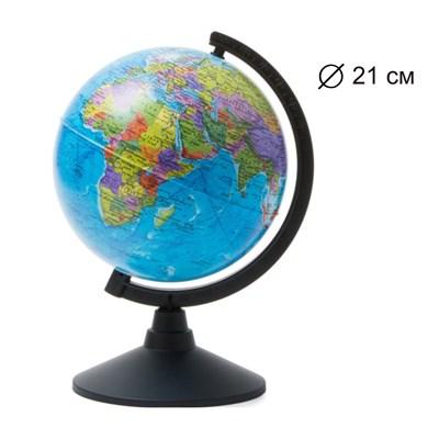 Глобус Земли политический 210 мм Классик - фото 15731