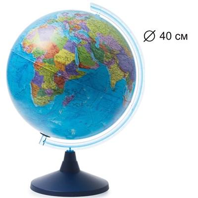 Глобус Земли политический 400 мм Классик Евро - фото 15761