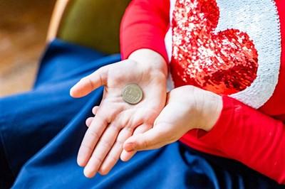 Набор для проведения раскопок с монетами Викинги - фото 16557