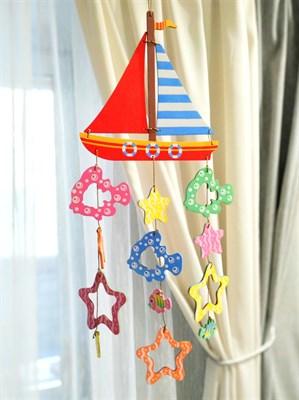 Сделай сам украшение для комнаты Морское путешествие - фото 16679