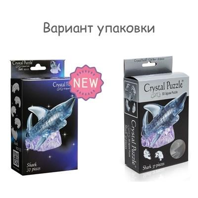 3D Головоломка  Акула - фото 16815