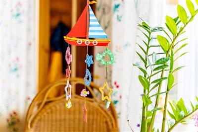 Сделай сам украшение для комнаты Морское путешествие - фото 17212