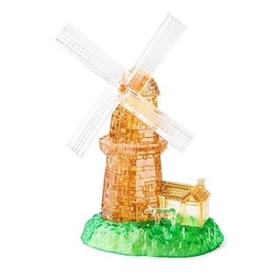 3D головоломка Мельница - фото 5065