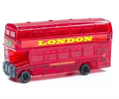 3D Головоломка  Лондонский автобус - фото 5110