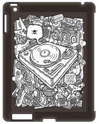 Пазл Чехол для Ipad Rock - фото 5226