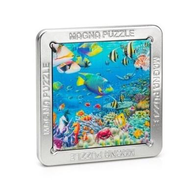 3D Magna пазл Тропические рыбки - фото 5243