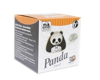 3D пазл Панда коллекционный - фото 5293