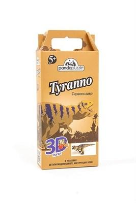 3D пазл Тираннозавр - фото 5298