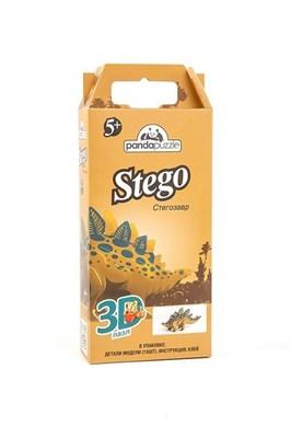 3D пазл Стегозавр - фото 5302