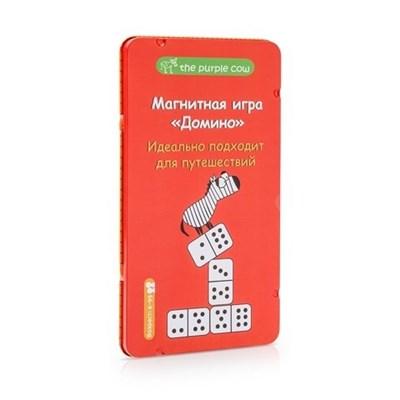 Магнитная игра Домино - фото 6030