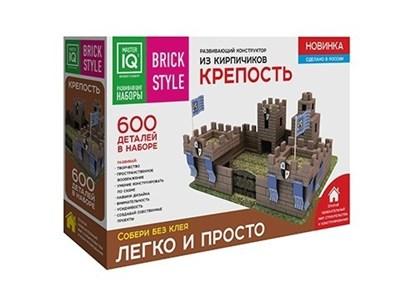 Конструктор из кирпичиков Крепость (600 деталей) - фото 6053