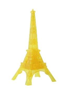 3D головоломка Ice puzzle Эйфелева Башня желтая XXL 00-69 - фото 6310