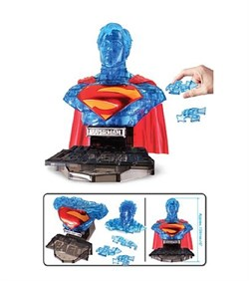 3D пазл Супермен полупрозрачный - фото 7630