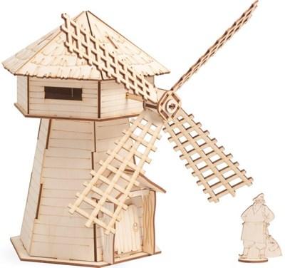 Деревянный конструктор Мельница. Последний богатырь - фото 8526