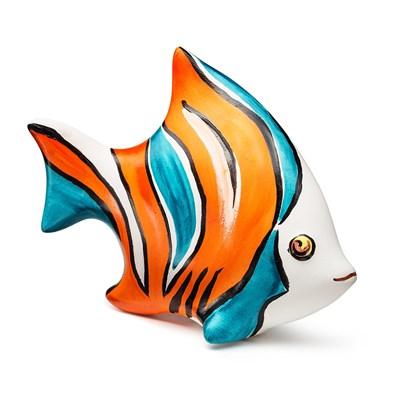 Керамическая фигурка-раскраска Рыбка - фото 8567